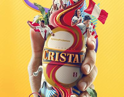 CRISTAL Copa America Brasil 2019