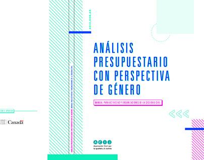 Manual Análisis presupuestario - ACIJ
