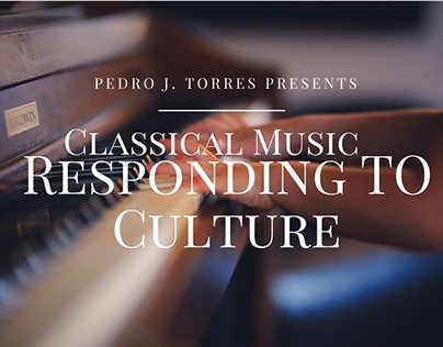 Classical Music Responding to Culture