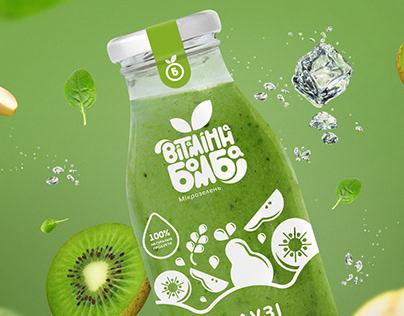 Vitamin bomb — healthy food
