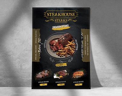 Food/Restaurant Flyer Design