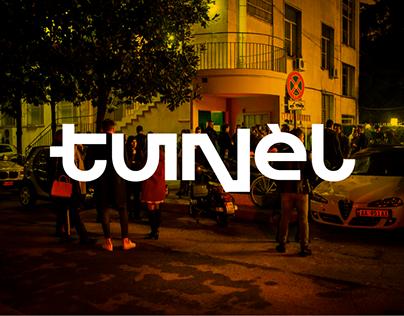 tuNèL - Visual Identity