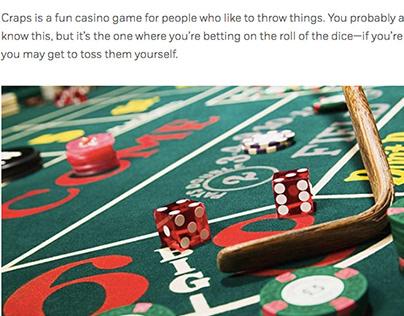 Casinos BC + Encore Rewards Website