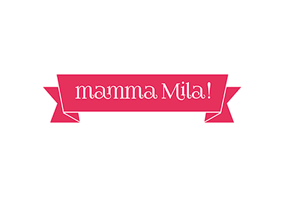 Mamma Mila! kids wear