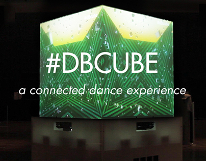 #DBcube for Decibel Festival