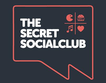 The Secret Social Club Website