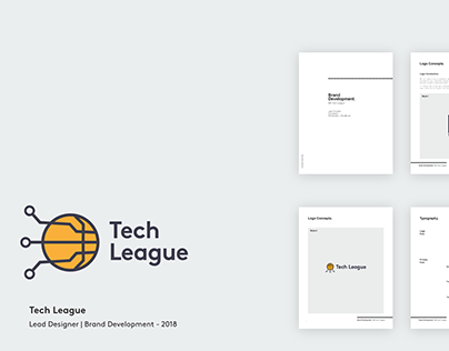 Tech League - Branding Documentation