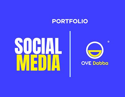 Social Media Post for OyeDabba