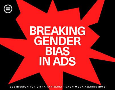 The Gender Order - Breaking Gender Bias in Ads