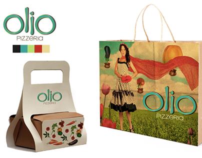 Design pitch for Olio Italian Restaurant in Beirut