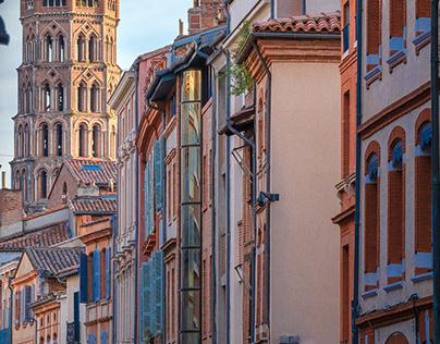 Toulouse couleurs
