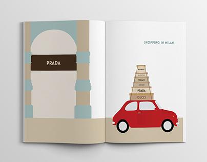 My Milan - A Vintage Guide to Milan