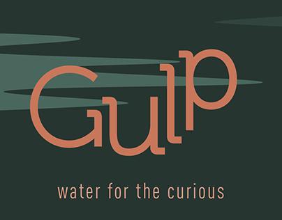Gulp Water
