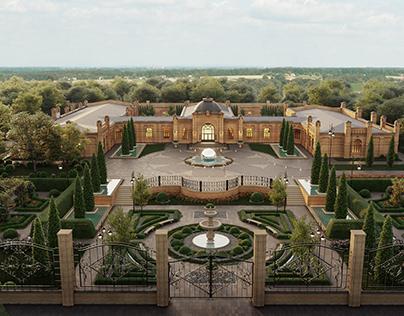 Tashkent Kaufmann Project