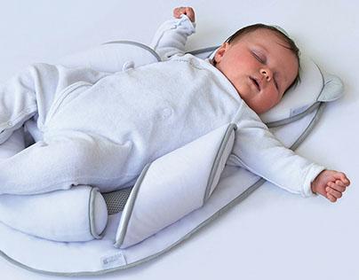 Baby sleeping comfort