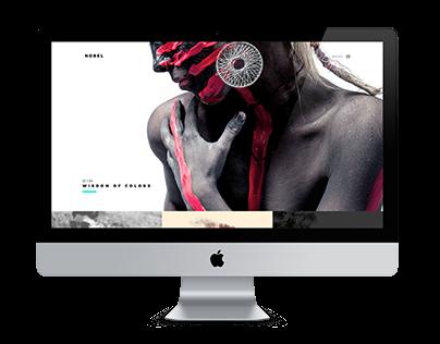 NOBEL - Premium Portfolio / Agency Template