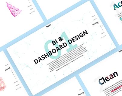 Data Design Showcase Page