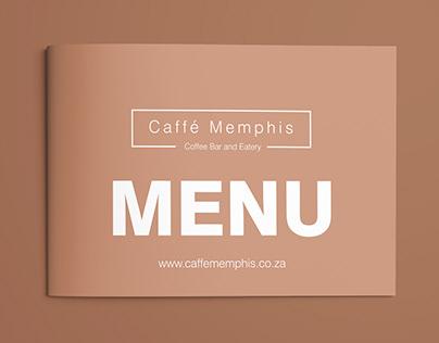 Restaurant Branding - Menu and In-store