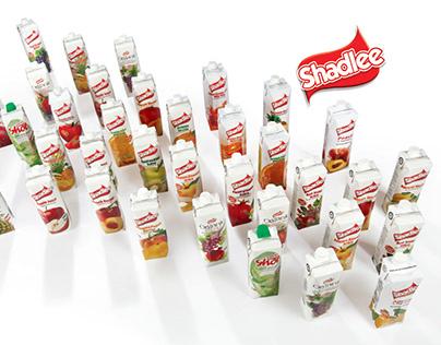 Shadlee Juiceadvertising campaigns