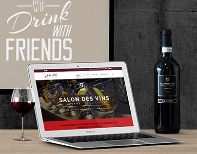Salon des vins de Vaudreuil-Soulanges