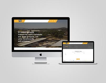 Site ARC Blocos