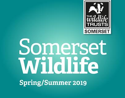 Somerset Wildlife Trust, Spring/Summer 2019