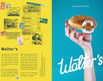 Walter's bistro