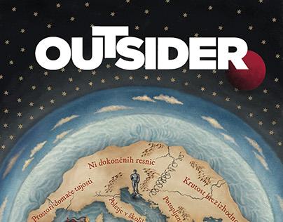 Outsider - Mediteran (cover)