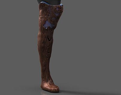 Lower- Limb Prosthetic