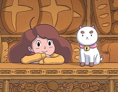 Bee and Puppycat Comic Issue 10 Subscription Cover