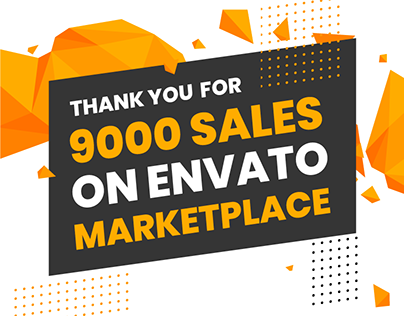 ModelTheme Just Reached 9K Sales on Envato Market