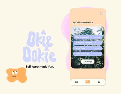 Okie Dokie Mobile App