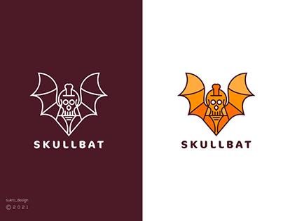 Skullbat logo