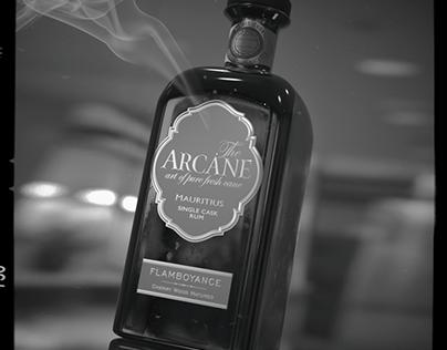 Odevie : Arcane Rum Flamboyance