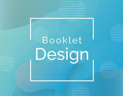 Tri-Design Booklet Design