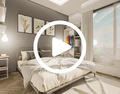 Interior Cinematic Animations - 3D Real Estate   mimAR