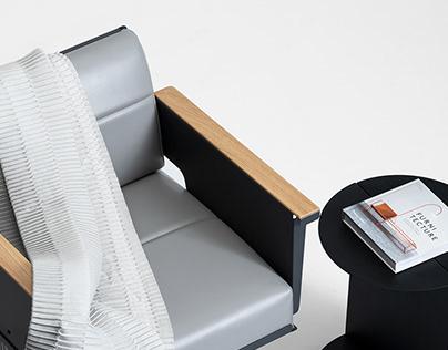 TROY MINI- Lounge Chair