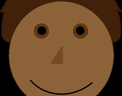 #S5182961 #MVM19 Face Icon