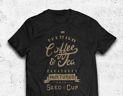 Hand Crafted - Coffee Bean