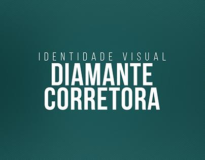 Projeto de Identidade Visual Diamante Corretora