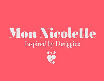 Mon Nicolette