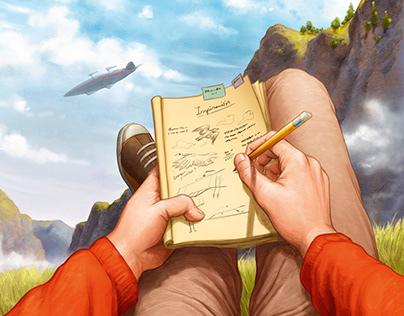 Thinking, making, flying (DGI PUCP 2018)