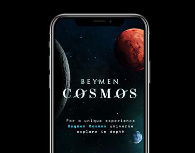 Beymen Cosmos Website