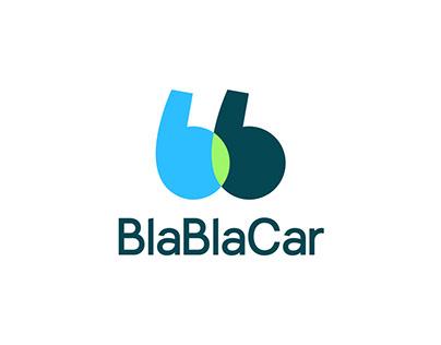 BlaBlaCar CoAffichage