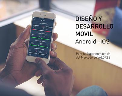 SMV Aplicación Android - iOS