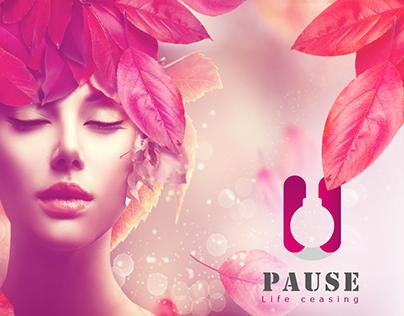 PAUSE | perfume brand identity