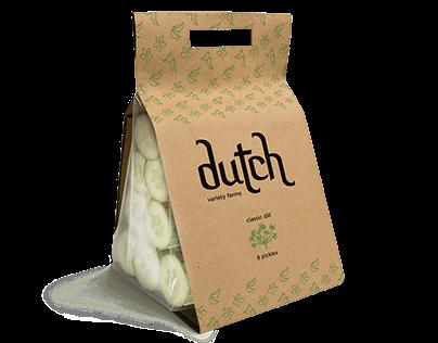 Dutch Variety Farms packaging