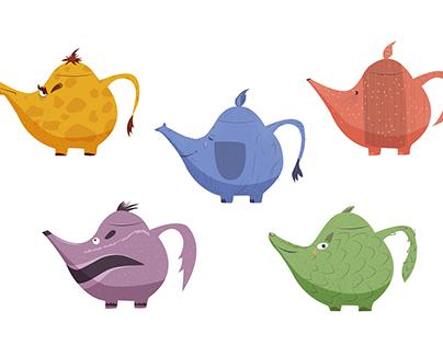 Teapot Party