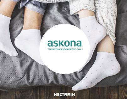 Askona, ideas