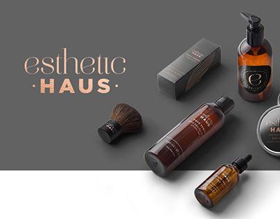 Esthetic Haus Brand Identity